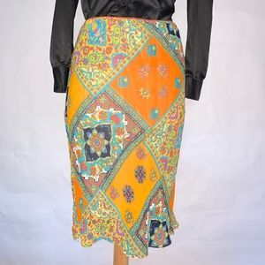 Laura Aime Paris ASOS Exotic Boho Skirt